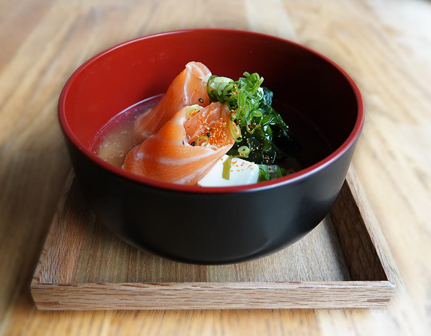 sushi soup