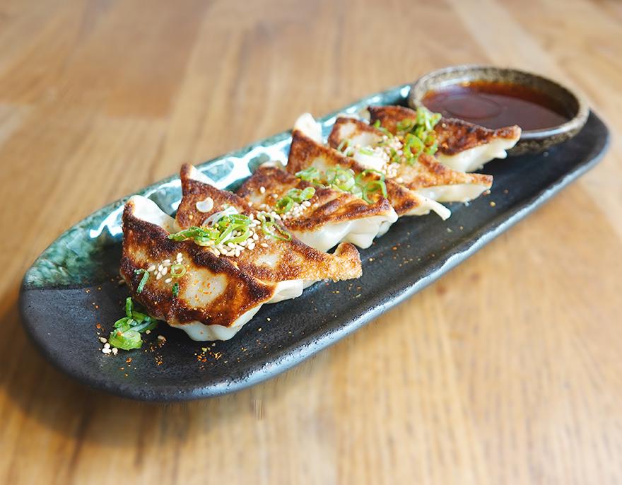 Chicken / Veggie Gyoza