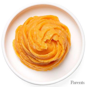 Sweet Potato-Parsnip Mash