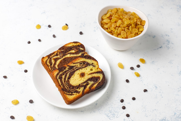 Classic Marble Cake