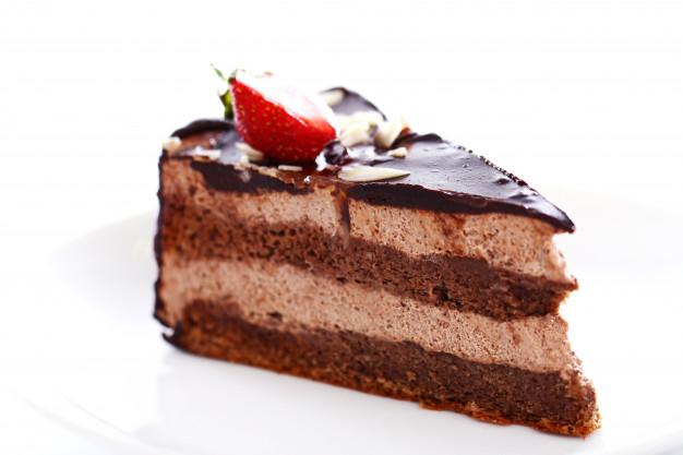 6-Layer Chocolate Cake
