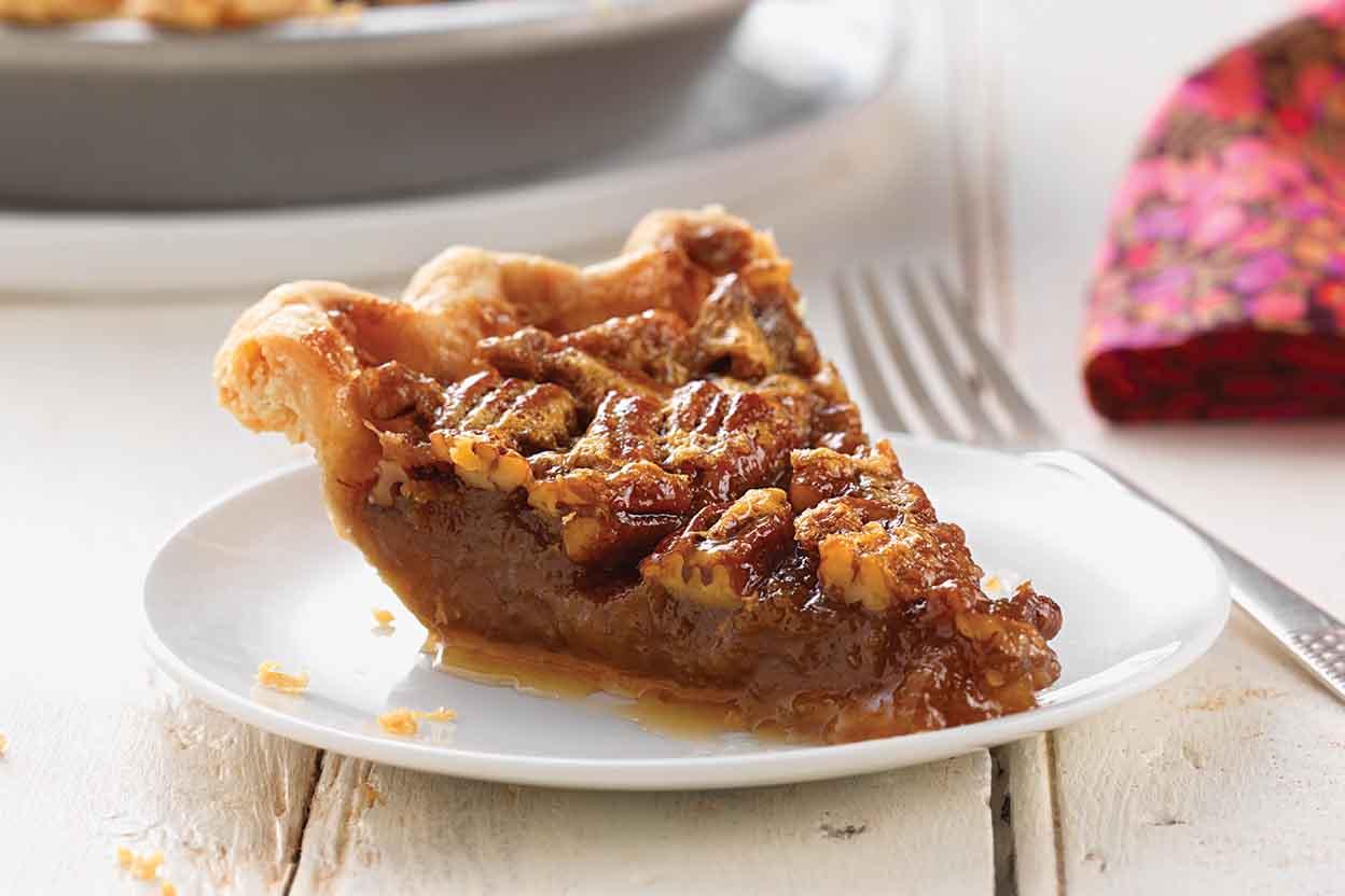 Recan pie