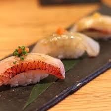 Bluefin tuna belly