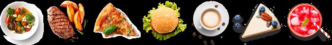 FW Food Menu promo menus